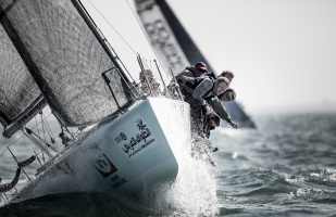 EFG Sailing Arabia The Tour 2015. Images free for editorial use.Credit: Lloyd